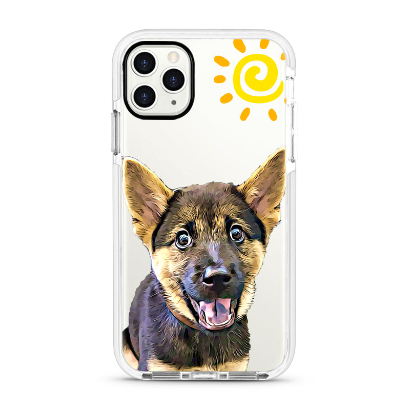 iPhone Ultra-Aseismic Case - Sunshine