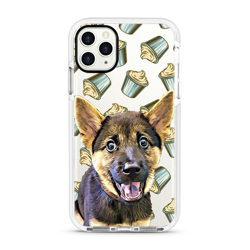 iPhone Ultra-Aseismic Case - Can I Have Some Mayonnaise