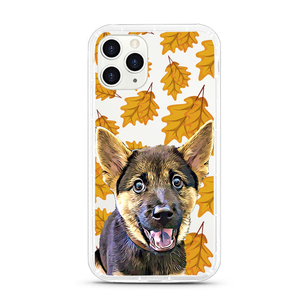 iPhone Aseismic Case - Fall Leaves 4