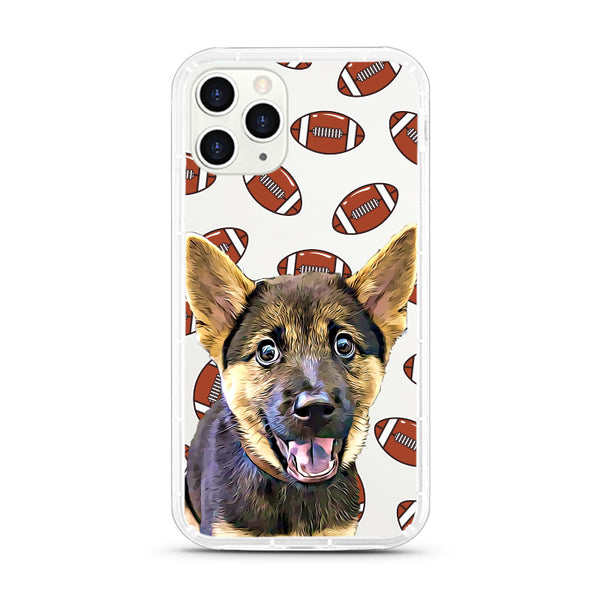 iPhone Aseismic Case - American Football