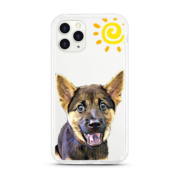 iPhone Aseismic Case - Sunshine