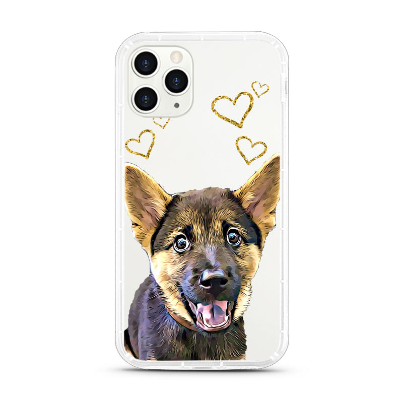 iPhone Aseismic Case - Love Like Gold