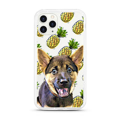 iPhone Aseismic Case - Pineapple Love