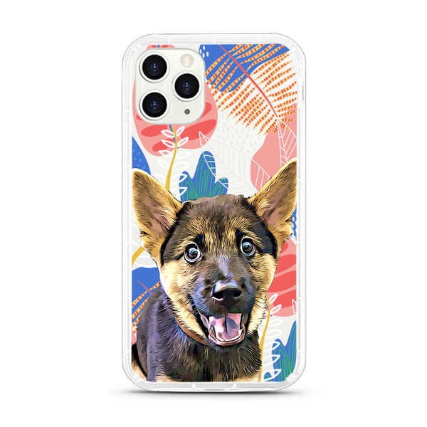 iPhone Aseismic Case - Art Tropical
