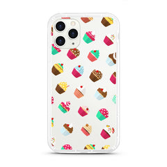 iPhone Aseismic Case - Sweet Cupcakes