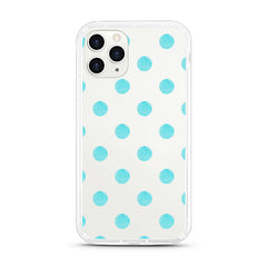 iPhone Aseismic Case - Baby Blue Dot