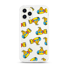 iPhone Aseismic Case - Yellow Submarine