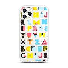 iPhone Aseismic Case - Letters