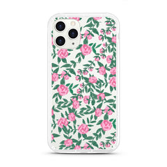 iPhone Aseismic Case - Rose Garden