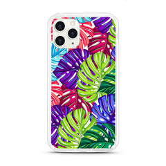 iPhone Aseismic Case - Colorful Palm Tree