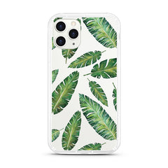 iPhone Aseismic Case - Leaves Pattern Design