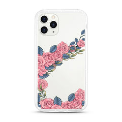iPhone Aseismic Case - The Pink Rose