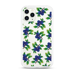 iPhone Aseismic Case - Blueberry