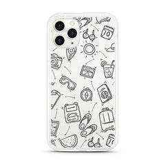 iPhone Aseismic Case - Summer Vacation