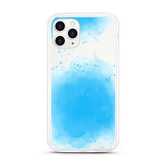 iPhone Aseismic Case - Dope Blue Watercolor