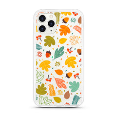 iPhone Aseismic Case - Autumn Stuff