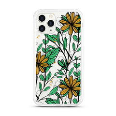 iPhone Aseismic Case - Sun Flower