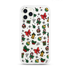 iPhone Aseismic Case - Jingle Bells
