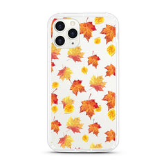 iPhone Aseismic Case - Maple leaf