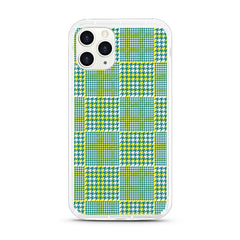 iPhone Aseismic Case - Green Illusion