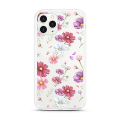 iPhone Aseismic Case - Pinky Floral