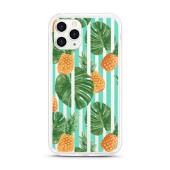 iPhone Aseismic Case - Pineapple Tropical 2