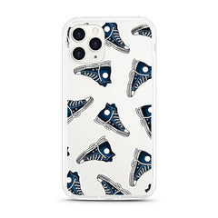 iPhone Aseismic Case - Blue Sneaker