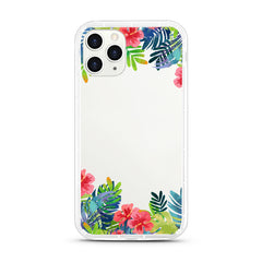 iPhone Aseismic Case - Wild Discolor Tropical