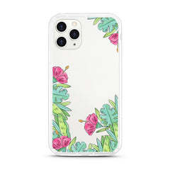 iPhone Aseismic Case - Floral Wreath