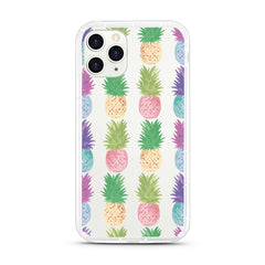 iPhone Aseismic Case - Pineapple Art