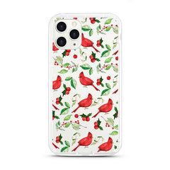 iPhone Aseismic Case - Red Bird
