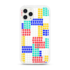 iPhone Aseismic Case - Color Bricks