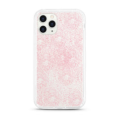 iPhone Aseismic Case - Pink Sparkles