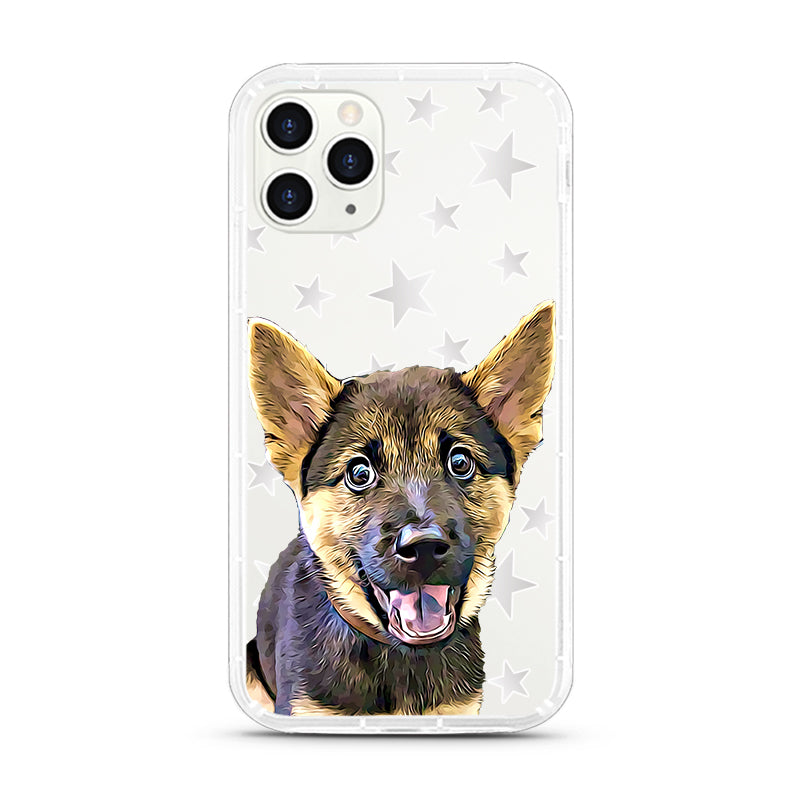 iPhone Aseismic Case - Star Fall