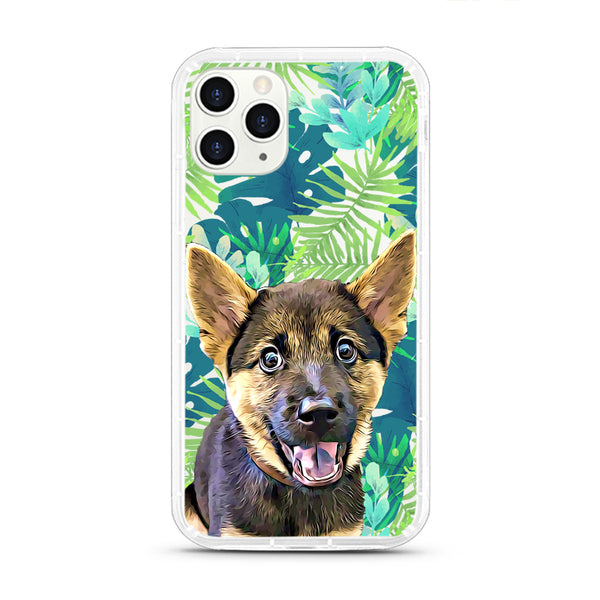 iPhone Aseismic Case - Walking in the Amazon