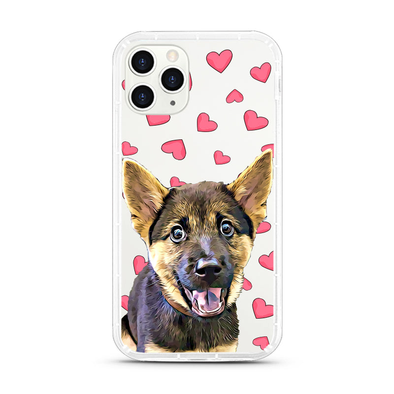 iPhone Aseismic Case - Love One