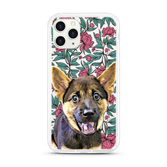 iPhone Aseismic Case - Spring Flowers
