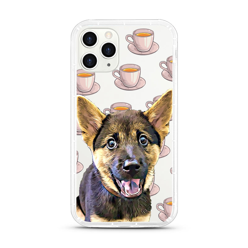 iPhone Aseismic Case - A Cup of Coffee
