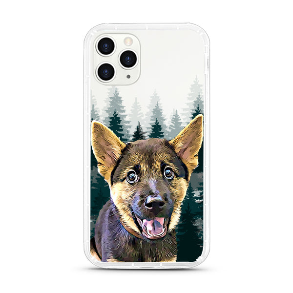 iPhone Aseismic Case - Deep Forest 2