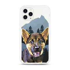 iPhone Aseismic Case - Deep Forest