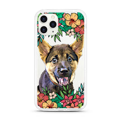 iPhone Aseismic Case - Church Floral