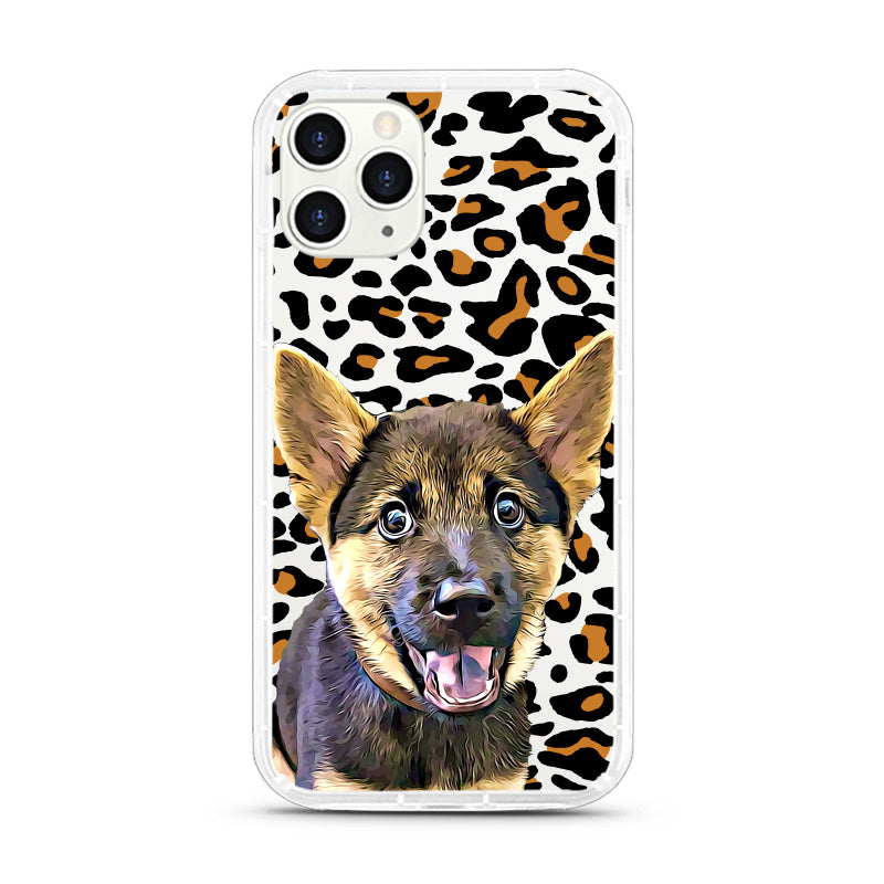 iPhone Aseismic Case - Leopard