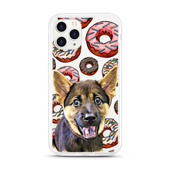 iPhone Aseismic Case - Donuts