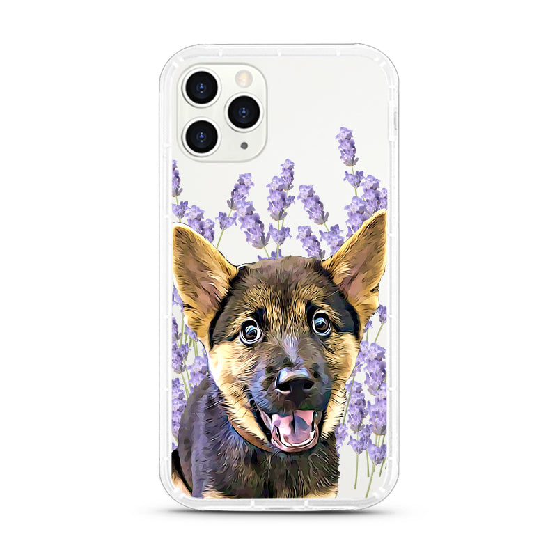 iPhone Aseismic Case - Lavender