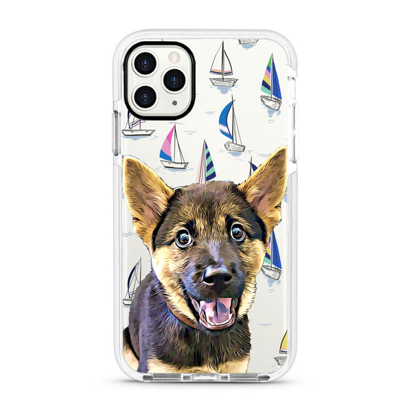 iPhone Ultra-Aseismic Case - Yachts