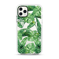 iPhone Ultra-Aseismic Case - Leaves Pattern Design 7