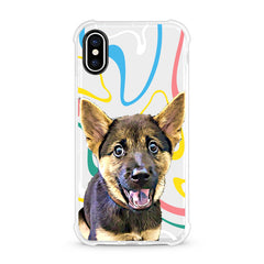 iPhone Aseismic Case - Happy Colors