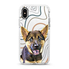 iPhone Ultra-Aseismic Case - Art Mood