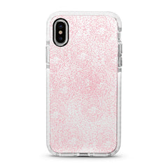 iPhone Ultra-Aseismic Case - Pink Sparkles
