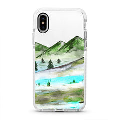iPhone Ultra-Aseismic Case - Beautiful Nature View